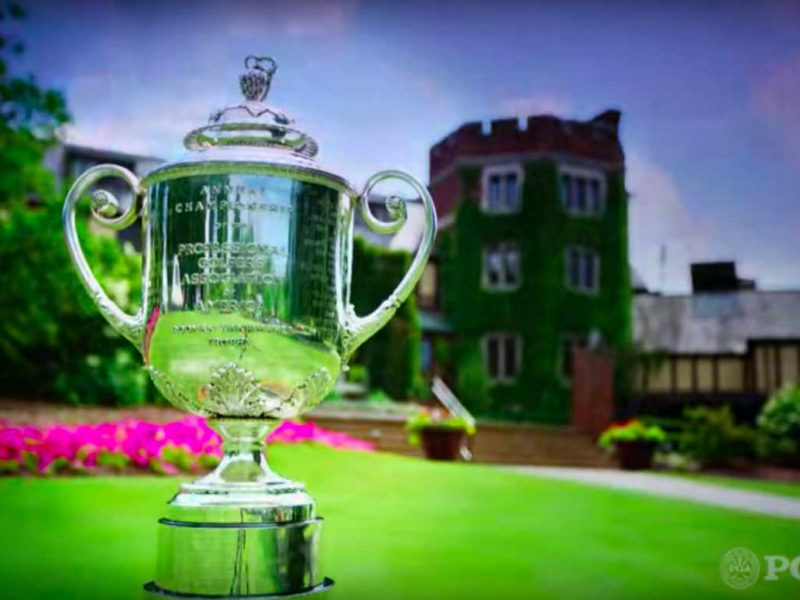 PGA CHAMPIONSHIP 100 JAHRE HIGHLIGHTS
