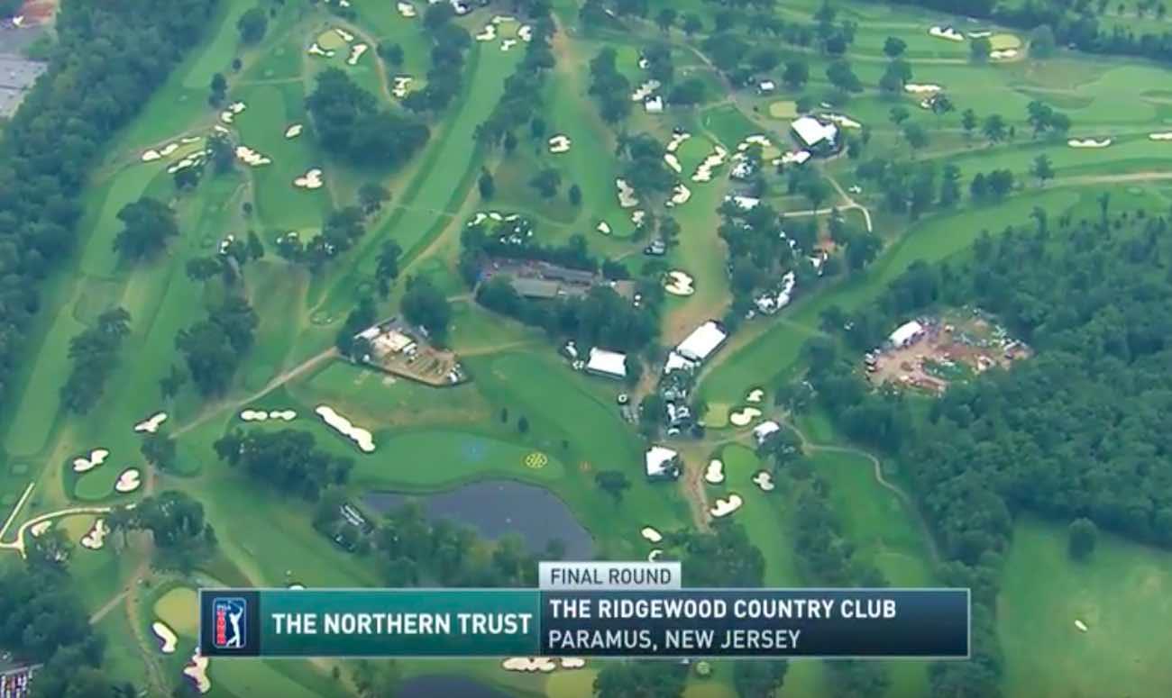 Highlights der Runde 4 der Northern Trust