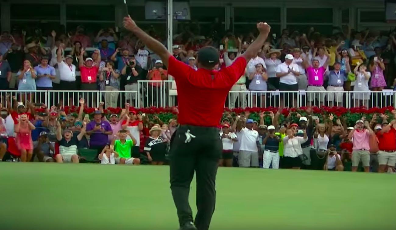 Tiger Woods siegt in Atlanta beim Finale der FedEx Cup Playoffs