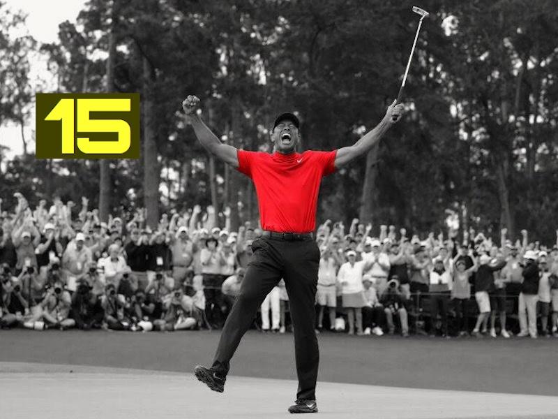 Masters Sieg für Tiger Woods auf readmygolf